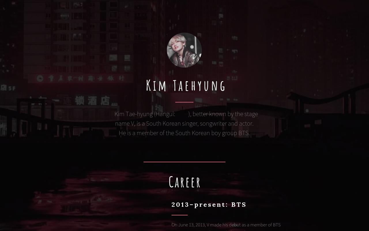 Kimtaehyung